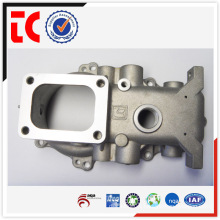 Good quality aluminum custom made auto parts die casting for cylinder accessory